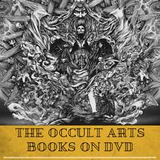 OCCULTISM ASTROLOGY DIVINATION HYPNOTISM TAROT PALMISTRY 318 Rare Books Data DVD