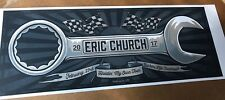 Eric Church Poster Indy Poster