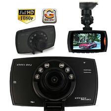 """2.4 """"720 HD coche auto vehículo DVR cámara G-Sensor Video Recorder Dash Cam"""
