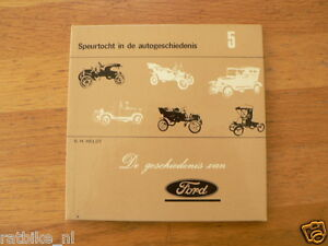 HISTORY OF FORD 1896-1971,GT70,MUSTANG,TAUNUS,A-FORD,T-FORD,POPULAR,EIFFEL ETC