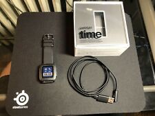 Pebble Time Smart watch - Used