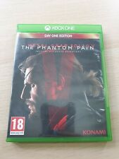 Metal Gear Solid V The Phantom Pain Xbox One Day One Edition ** GRATIS UK FRANQUEO **