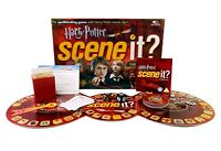 Harry Potter Scene It? DVD Board Game Original 1st Edition 2005 Family Complete