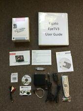 Elgato EyeTV Hybrid USB stick & Silicondust HD Homerun DUAL 2 HDTV Tuner HDHR3
