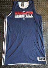 Adidas Washington Wizards Reversible Practice Jersey Size 4XL+4 NWT Rare Size