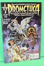 Promethea #2 Alan Moore 1999 Wildstorm Comic Comics Vf/Vf+ Condition