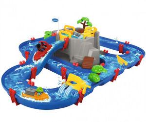 Aquaplay MountainLake Waterway canal system Boy/Girl 3 yr(s) Blue 8700001542
