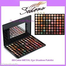 NEW in Box Sedona Lace 88-Color METAL Eye Shadow Palette FREE SHIPPING Neutral