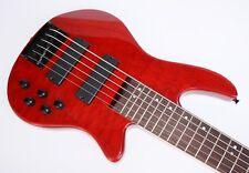 Cherrystone 6 cordes élégant Bass, BL2 RD