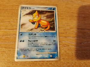 Pokémon Buizel 120/DP-P Japanese Promo Card - Mint/Near-Mint