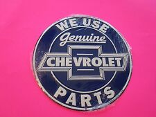 tin metal gas oil dealer garage repair shop advertising petroleum sales service
