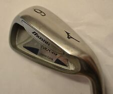 MIZUNO MX19 Hemi Cog 6 Iron Dynaflex Regular Steel Shaft