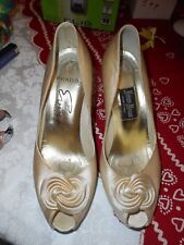 Vintage Shoe's Prado Evins Neimen Marcus Made in Italy Shoes Size 7.5