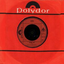 "Kites(7"" Vinyl)Rum And Coco-Cola/ Safari Hat-Polydor-2058 935-UK-1977-VG/VG+"