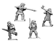Crusader Miniatures DAV010 - Viking Ulfhednar - SAGA, Hail Caesar & Dark Ages