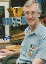 "John C. Mather ""Nobelpreis Physik 2006"" Autogramm signed 20x30 cm Bild"