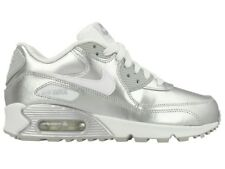 new arrival aeb8c 44541 Nike Air Max 90 Premium Leather GS 724871-100 Youth US 7 Women s US 8.5
