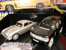 Scalextric C3268A James Bond Skyfall 'DB5 & Range Rover' - Brand New in Box.
