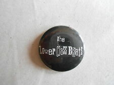 Vintage Punk Rock Band The Lower Class Brats Pinback Button