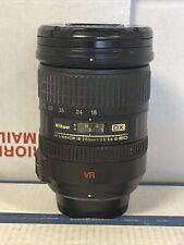 Nikon NIKKOR AF-S DX 18-200mm F/3.5-5.6G ED VR II Lens With Hoya 72mm UV