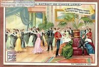 Dance The Washington-Post c1903 Trade Ad Card