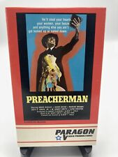 Preacherman 1971 Betamax Paragon Troma exploitation drive-in b-movie redneck