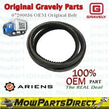 OEM Original Gravely Ariens Genuine 07200036 V-Belt Cogged Secondary Belt