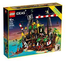 LEGO Ideas: Les pirates de la baie de Barracuda (21322)