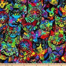 "BRITE CATS - TIMELESS TREASURE - BTFQ - 18""X22"""