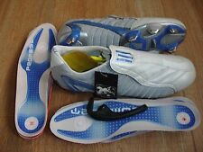 ADIDAS F50 X-TRX SG WHITE/BLUE US9 UK8,5 FR42 2/3 JP270