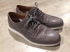 Men's ØriginalGrand Wingtip Oxford - Grey Size 9