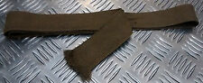 Genuine British Army No2 Dress Wool Neck Tie Khaki MOD / Old Pattern Uniform