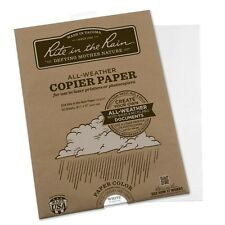 """Rite in the Rain 8511-50 All-Weather Copier Paper, 8.5"""" x 11"""" - 50 Sheets"""