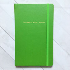 "Kate Spade Journal Large Notebook 8.25"" Faux Leather Designer"