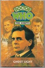 Doctor Who: The Scripts: Ghost Light.  VGC first edition. Part sale 4 charity do