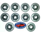 Ford 14-20 Body Fender Quarter Trunk Trim Clip Moulding Molding Nuts 10pcs G