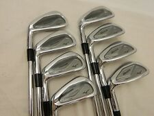 NEW LH MIZUNO MP53 MP 53 IRON SET 3-PW STIFF DYNAMIC GOLD S300 STEEL IRONS