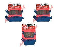 Pastiglie Freno Brembo Ant + Post Honda CBR 600 F 2011-> 07HO3005 + 07HO5907