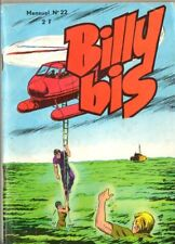 ~+~ BILLY BIS ~+~ n°22 ~+~ JEUNESSE & VACANCES ~+~ 1974
