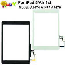 More details for for ipad 5 air 1 a1474 a1476 a1475 touch screen replacement digitizer ic black