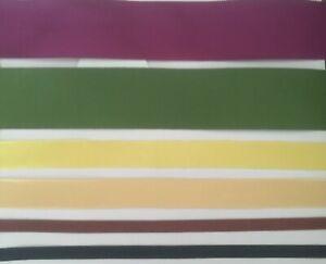 Vintage Cotton/Rayon Grosgrain Trim Petersham Ribbon Made in USA