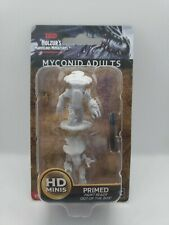 D&D Nolzur's Marvelous Unpainted Minis: Myconid Adults