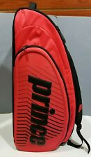 Prince Tour 9 Pack Tennis Racquet Bag Red Black