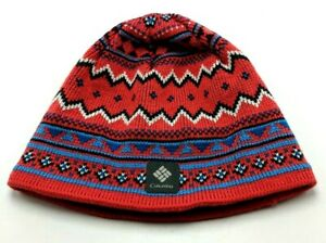 Columbia Polyester Beanie Hats For Men For Sale Ebay