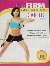 The Firm: Fat Burning Cardio Toning (DVD-2006, 1 Disc) Region 1. Tina Smalley***