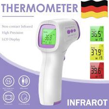 Fieber Thermometer Stirnthermometer Infrarot Kontaktlos Stirn Ohr Oberflächen