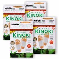 Lot de 10 patch détox pour les pieds aux herbes naturelles kinoki neuf