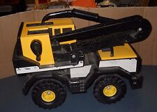 VINTAGE 1999 TONKA CLASSIC CRANE VEHICLE FOR PARTS REPAIR