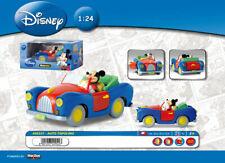 Motorama Disney 1:24 Auto TOPOLINO 113 in Metallo MIB