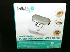 BellaLite By Silk'n Pro Hair Removal At Home w/3 Lamp Cartridge 4500 Pulses